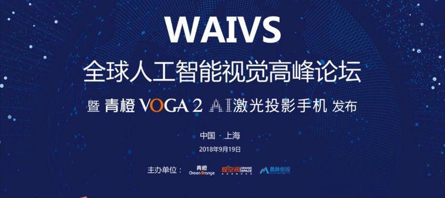 WAIVS全球人工智能视觉高峰论坛主题演讲精华纪录9